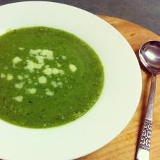 Pea Soup - yum