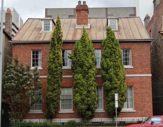 Davey Street, Hobart