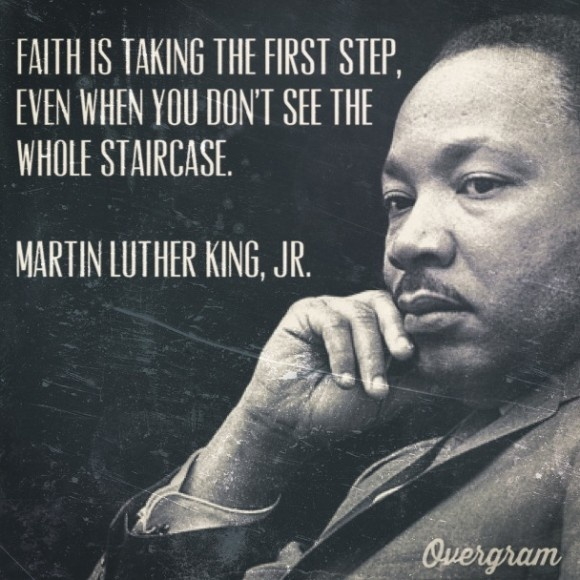 Quote By Martin Luther King Jr: Thoroughly Nourished Life