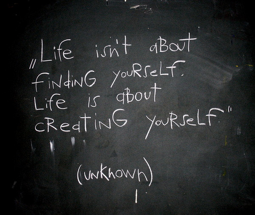 creating_yourself