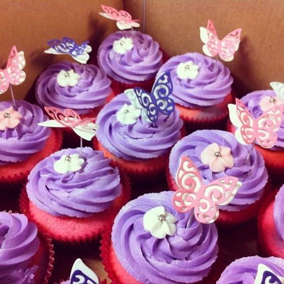 Lily's birthday cakes