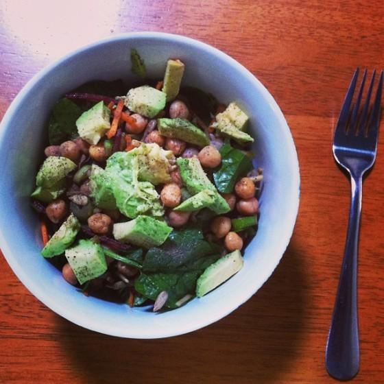 Reset salad