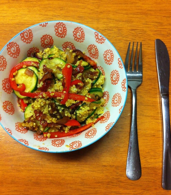 millet and veg1
