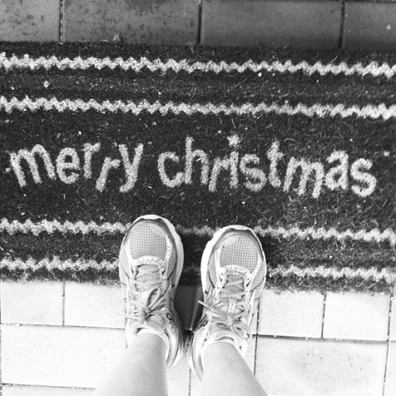 run christmas