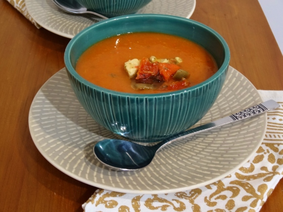Quick Creamy Tomato Soup