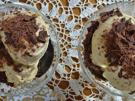 Irish Coffee Ice Cream | Thoroughly Nourished Life