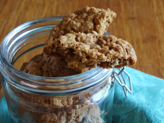 Oatmeal Caramel Cookies | Thoroughly Nourished Life