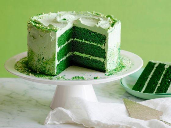 St Pats Day Cake