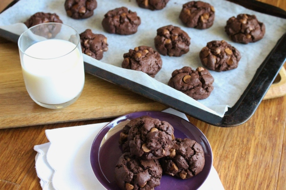 Chocolate Chip Pebble Cookies | Gluten Free | Thoroughly Nourished Life