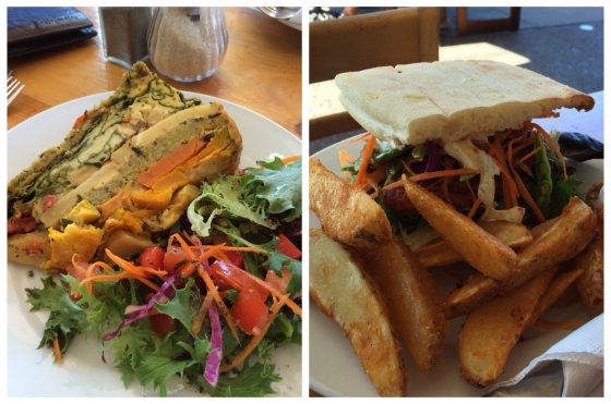 Lunch at Twisted Sista | Byron Bay