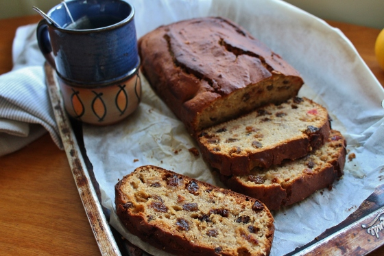 Breakfast Bread | Gluten Free | Thoroughly Nourished Life
