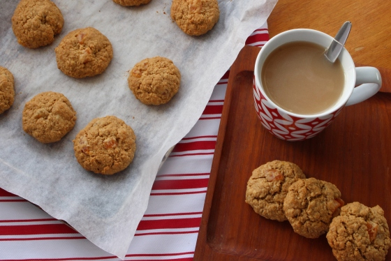Apricot Coconut Cookies | Gluten Free | Thoroughly Nourished Life