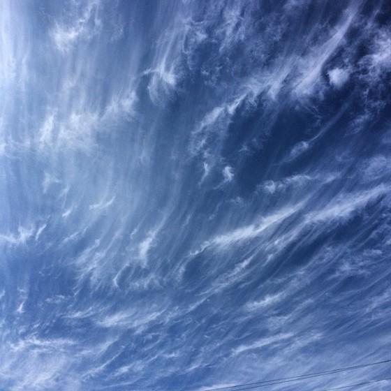 sky may