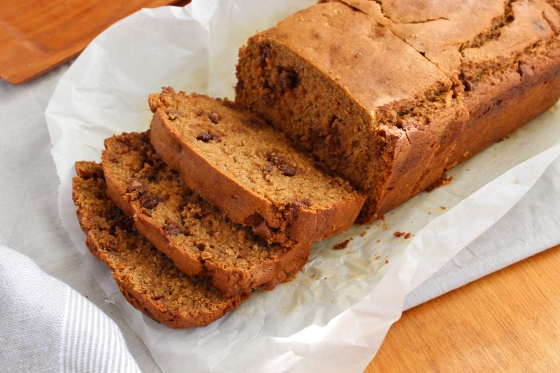 Sweet Potato Chocolate Chip Loaf | Gluten Free | Thoroughly Nourished Life