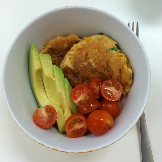 Fritter bowl