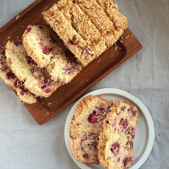 Raspberry and Coconut Loaf_iphone