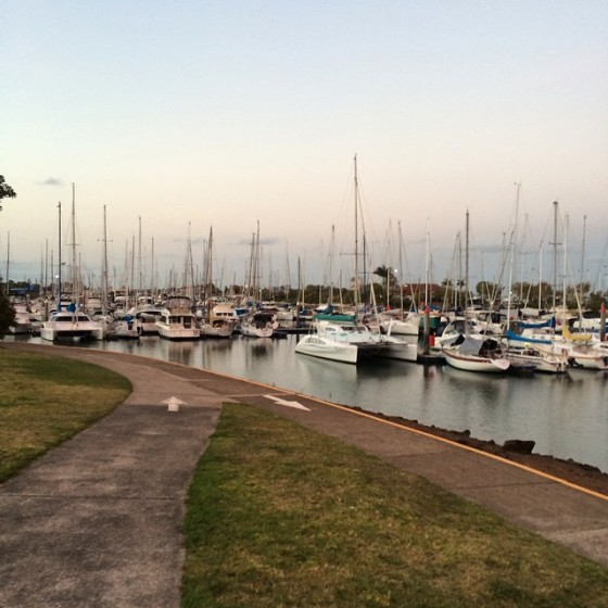 harbour walk