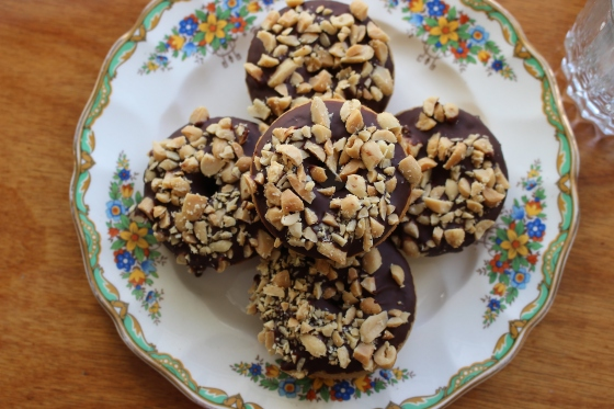 Peanut Butter Doughnuts   Gluten Free   Thoroughly Nourished Life