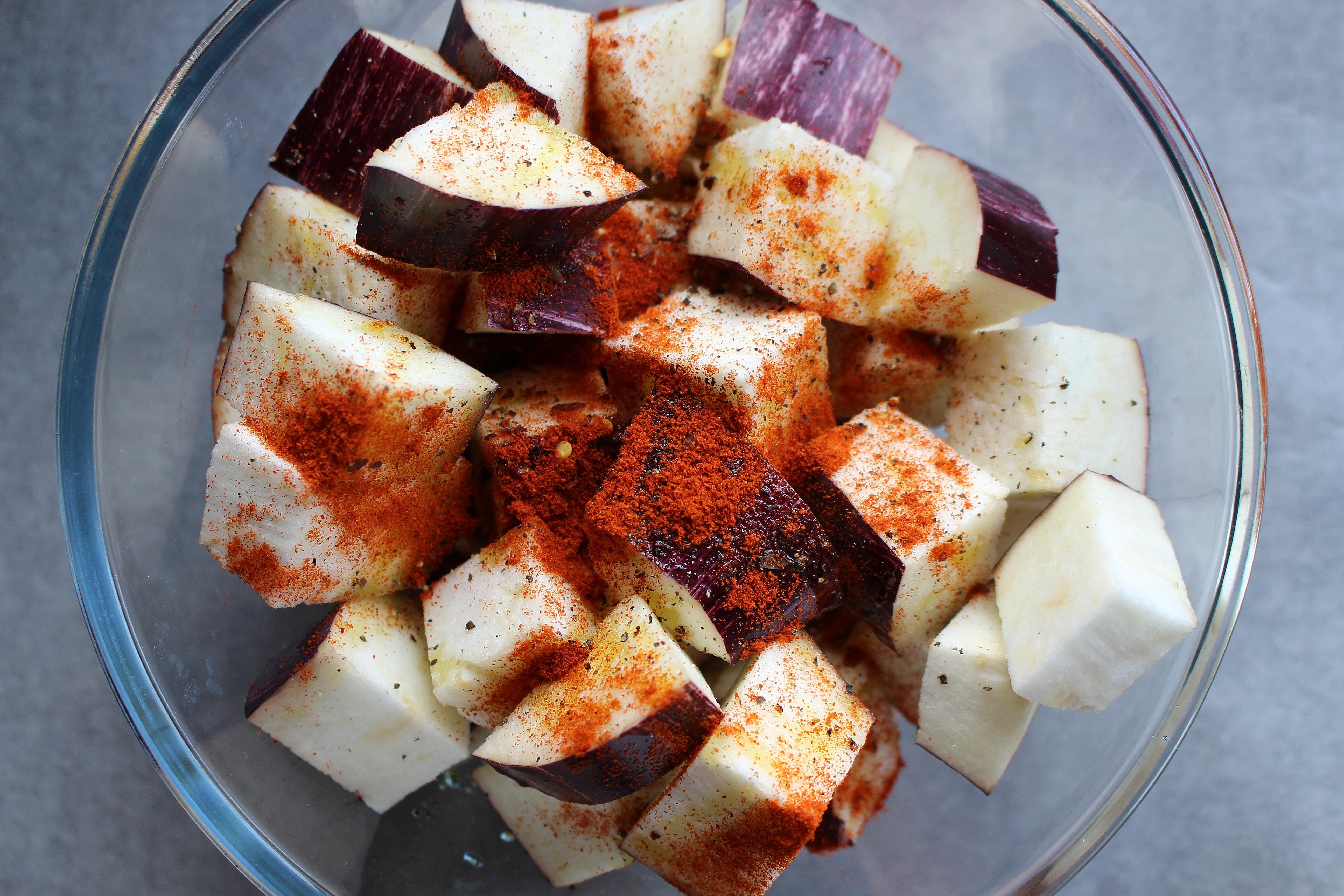 Spiced Eggplant Salad Recipes — Dishmaps