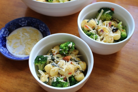 Chilli, Basil and Lemon Broccoli Gnocchi  | Vegetarian | Gluten Free | Thoroughly Nourished Life