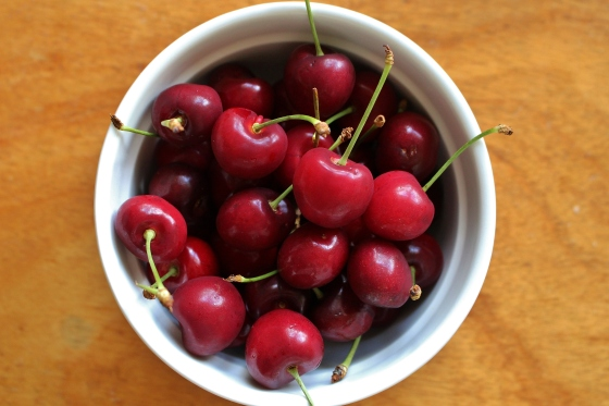 Cherry Upside Down Cake | Gluten Free | Thoroughly Nourished Life