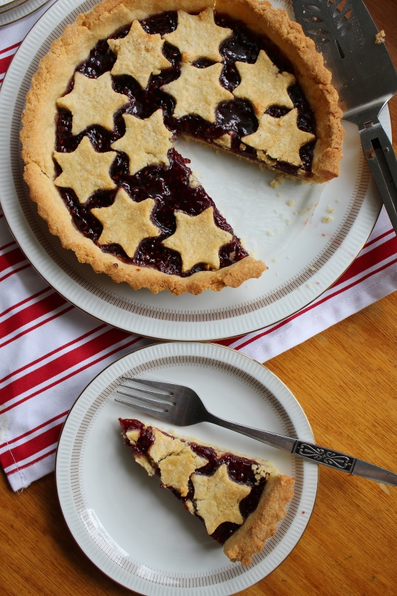 Linzer Torte | Gluten Free | Thoroughly Nourished Life