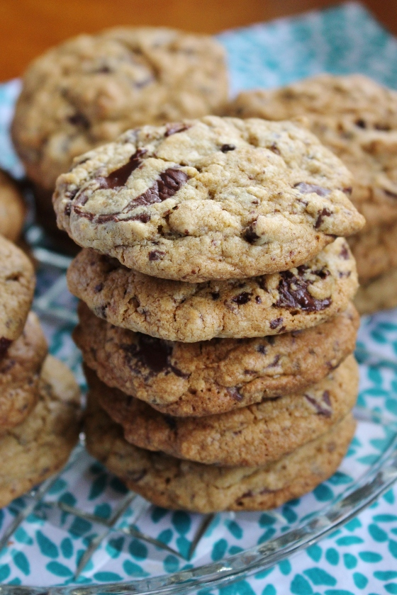 Even Better Chocolate Chip Cookies | Gluten Free | Thoroughly Nourished Life | thoroughlynourishedlife.com