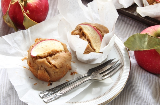 Ginger and Apple Muffins | Vegan | Gluten Free | Thoroughly Nourished Life