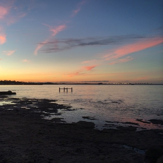 wk 22 sunset
