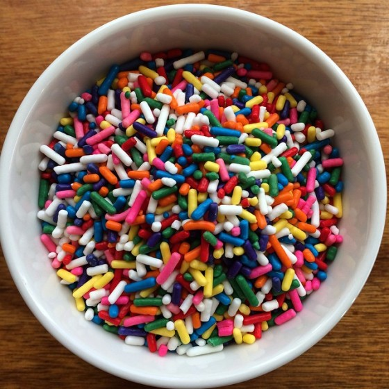 wk 26 sprinkles
