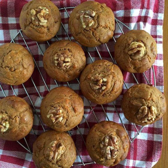 wk 34 muffins