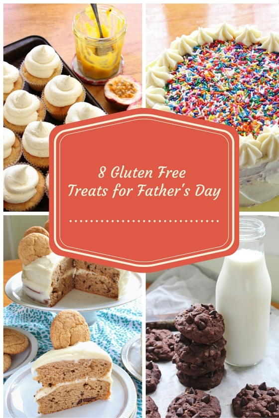 8 Gluten Free Treats for Father's Day
