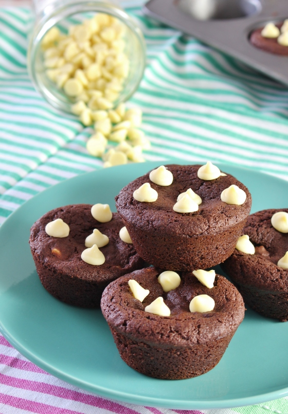 Double Chocolate Chip Cookie Cups | Gluten Free | Thoroughly Nourished Life