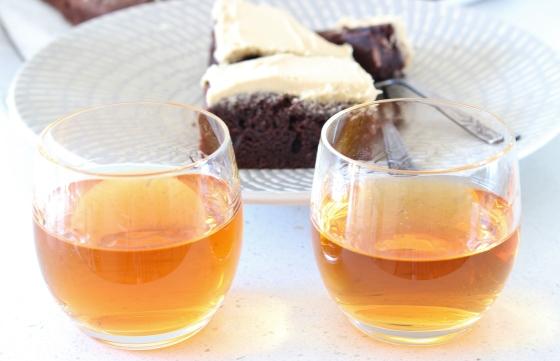 Rum and Raisin Brownies | Gluten Free | Thoroughly Nourished Life