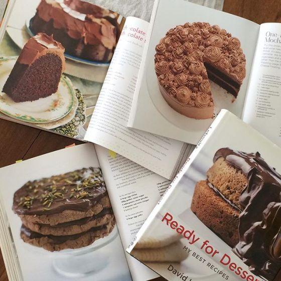 wk 38 cookbook reading
