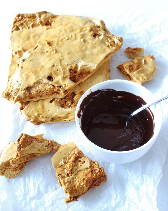 Homemade Honeycomb | Gluten Free | Thoroughly Nourished Life