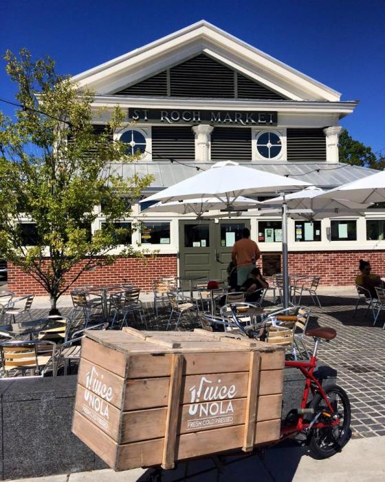 St Roch Market New Orleans | Thoroughly Nourished Life